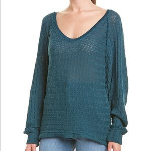 Free People Thein's Hacci Sweater